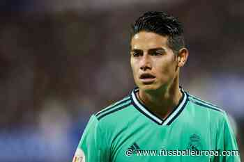 "James Rodriguez: ""Bei Real will mich niemand mehr"" - Fussball Europa"