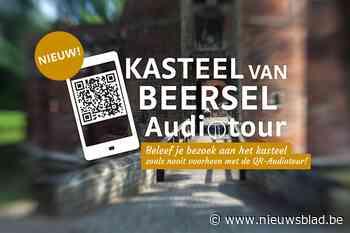 Audiotour maakt bezoek Kasteel van Beersel heel wat attractiever