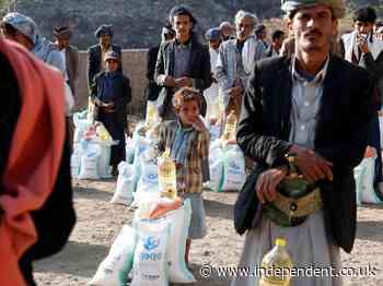 UK urged not to cut 'life-saving' aid to Yemen