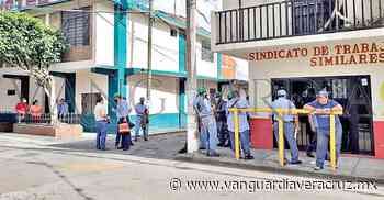 Huatuscohace 33 min . Obreros de Paso del Macho piden pago de utilidades - Vanguardia de Veracruz