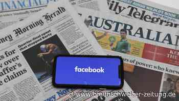 Ab Mai: Facebook startet Zusammenarbeit mit Medien aus Deutschland