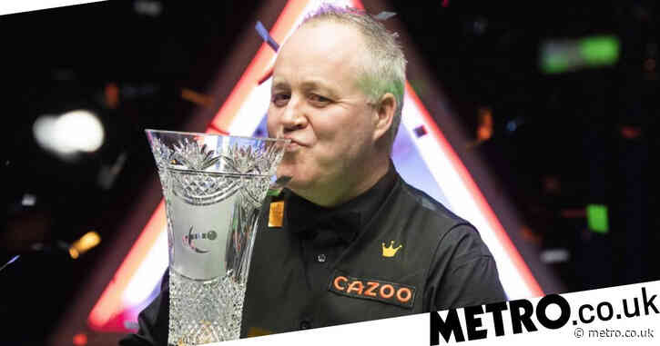 John Higgins sets sights on trophy haul after Ronnie O'Sullivan thrashing in Players Championship final