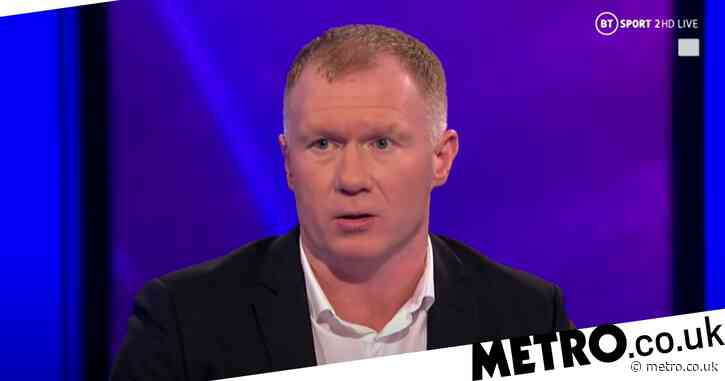 Paul Scholes claims Thiago is 'more suited' to Manchester United than Liverpool