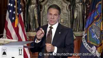 Belästigungsvorwürfe: New Yorks Gouverneur unter Druck