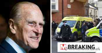 Prince Philip in hospital transfer as he fights infection and heart condition