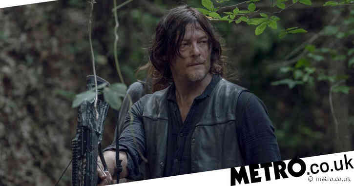 The Walking Dead: Daryl heads on a mission to find Rick Grimes in first look