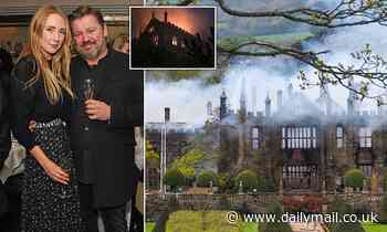 Multi-millionaire plans to turn Grade I mansion into visitor venue inspired by Batman