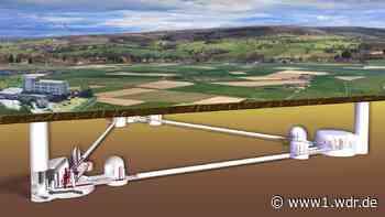 Einstein-Teleskop im Dreiländereck: Mitarbeit von Firmen gefragt