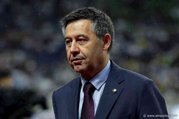 Detuvieron a Josep Maria Bartomeu, expresidente del FC Barcelona