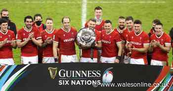 New World Rugby rankings table published as Wales surge and England fall