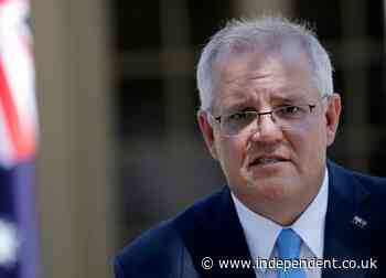 Australian PM Scott Morrison stands by minister accused of raping woman in 1980s