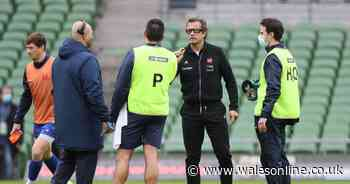 France coach left bubble and Italy's position 'precarious'