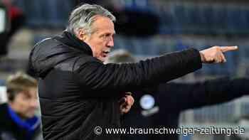 Medien: Bielefeld entlässt Trainer Neuhaus