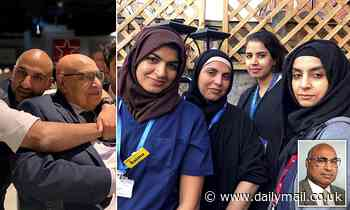 Coronavirus: Dr Saleyha Ahsan reveals the horror of watching her father die of Covid