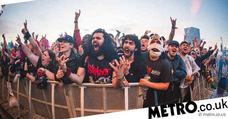 Download Festival 2021 cancelled for second year with headliners for 2022 announced
