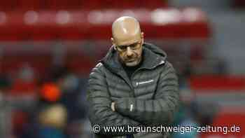 Nach Pleite gegen Freiburg: Krise in Leverkusen: Druck auf Coach Bosz wächst