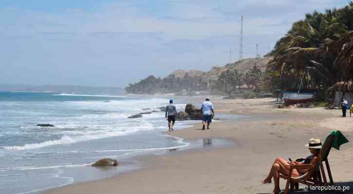Piura: acceso a playas de Máncora será en dos horarios LRND - LaRepública.pe
