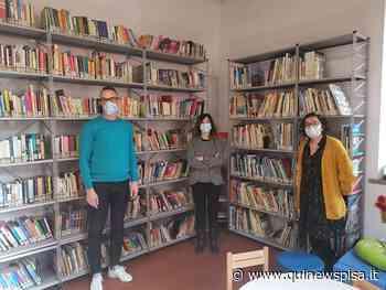 La biblioteca Martini festeggia 25 anni - Qui News Pisa