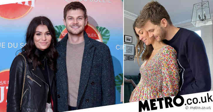 YouTuber Jim Chapman's fiancee Sarah Tarleton is pregnant