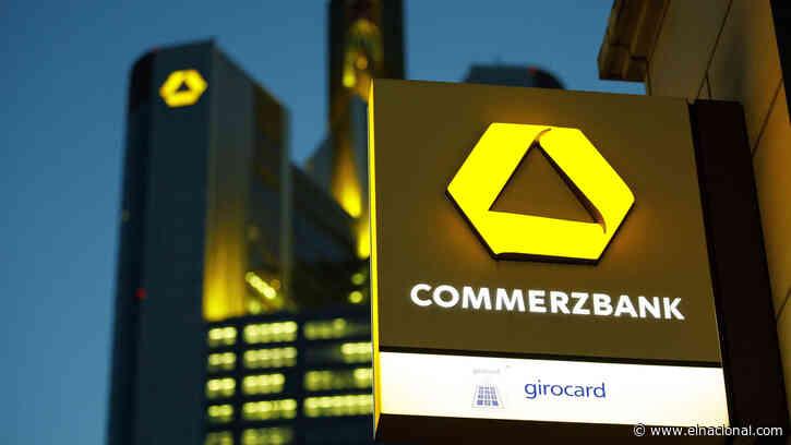 Commerzbank cerrará las sucursales en Barcelona y Venezuela