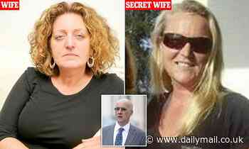 Nurse, 60, uncovered her bigamist oil worker husband had been living secret life