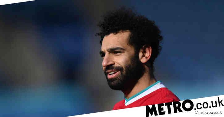 Former Real Madrid president gives transfer update on pursuit of Liverpool star Mohamed Salah