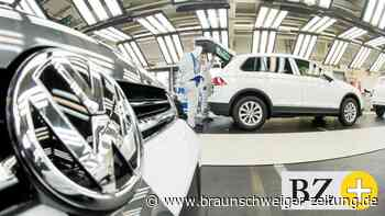 Volkswagen hängt den Dauerrivalen Toyota deutlich ab