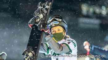 "Parallel-Riesenslalom: Snowboarderin Jörg rast erneut zu WM-Gold - ""Bin sprachlos"""