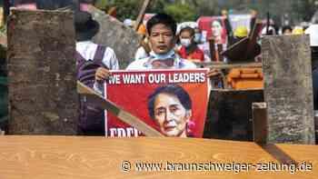 Nach dem Militärputsch: Myanmar: Neue Vorwürfe gegen Aung San Suu Kyi