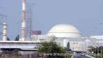 Streit um Sanktionen: Iran lehnt Atom-Treffen mit USA ab