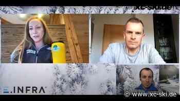 xc-ski.de WM-Stammtisch mit Teresa Stadlober und Tobias Angerer - xc-ski.de
