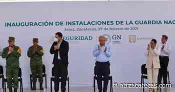 Tras petición de Tello, ordena AMLO enviar más elementos de GN a Zacatecas - NTR Zacatecas .com