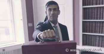 Rishi Sunak blows taxpayers' cash on promotional video with 134 shots of himself