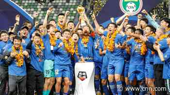 Chinese football under scrutiny as reigning Super League champion 'ceases operations'