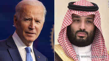 Analysis: Biden vowed to hold MBS accountable. Now he's being accused of letting him get away with murder
