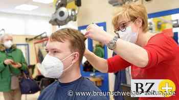 Braunschweigs Friseure schneiden wieder