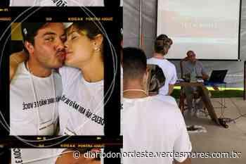 Wesley Safadão realiza encontro religioso em Aracoiaba, no Ceará - Diário do Nordeste