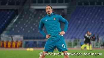 AC Mailand: Ibrahimovic droht längere Pause wegen Verletzung