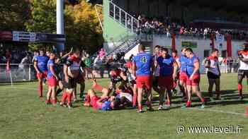 Rugby - Le CO Le Puy gagne face à St-Genis-Laval (31-18) - L'Eveil de la Haute-Loire