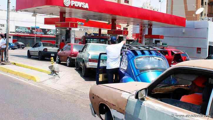 Cronograma de distribución de gasolina subsidiada de la semana del 1° de marzo
