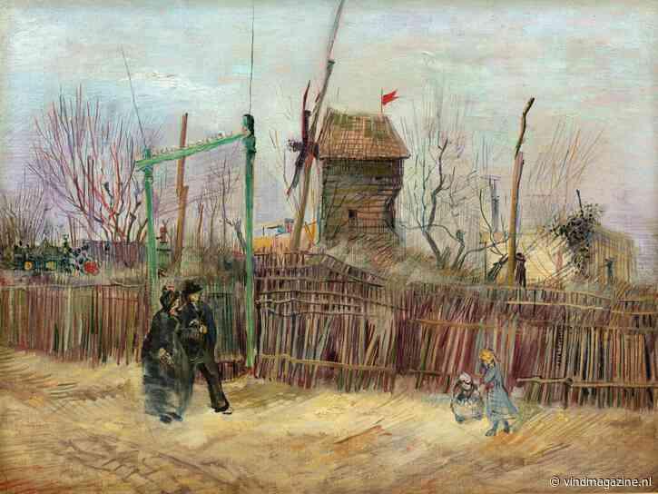 Werk Van Gogh ter veiling