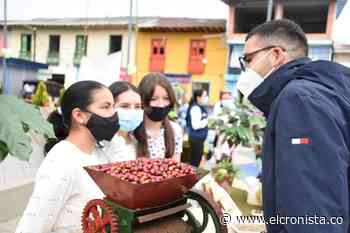 Jóvenes de Herveo generan empleo a través del café - El Cronista