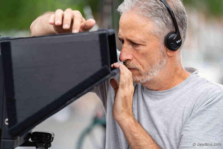 Jon Stewart Sets Production Team For Apple Series - Deadline