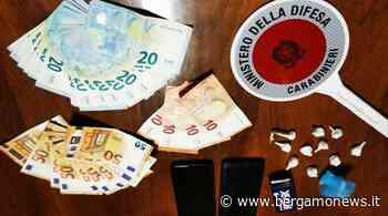 Droga, arrestati tre giovani nel weekend tra Mozzo e Trescore Balneario - BergamoNews.it