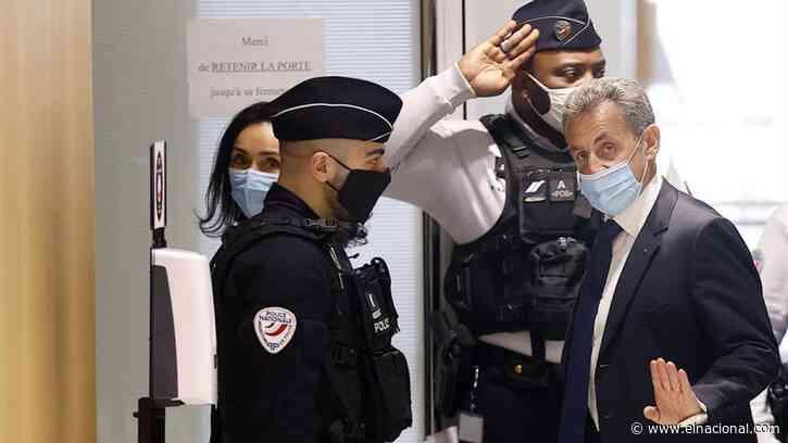 Sarkozy, primer expresidente francés condenado a prisión