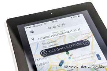 """Gerommel over verbod smartphone-reservaties bij Uber-chauffeurs: """"De middeleeuwen zijn al een tijdje voorbij"""""""