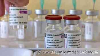 Neue Lieferung: Astrazeneca-Impfstau - Merkel gegen öffentliche Impfung