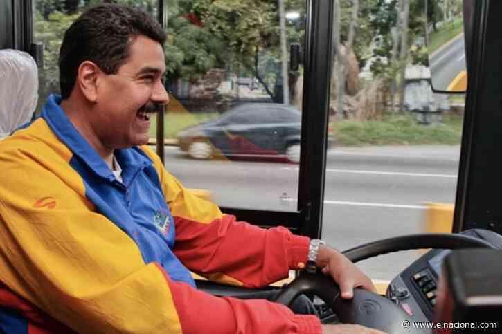 """Exjefe de Maduro cuando trabajaba como conductor de autobús: """"Era un vago y un irresponsable"""""""