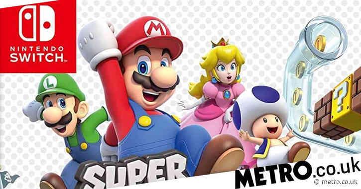 Super Mario 3D World battles Spider-Man for UK no. 1 – Games charts 27 February