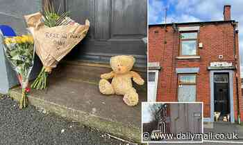 Four-month-old baby boy is found dead by police in Rochdale home